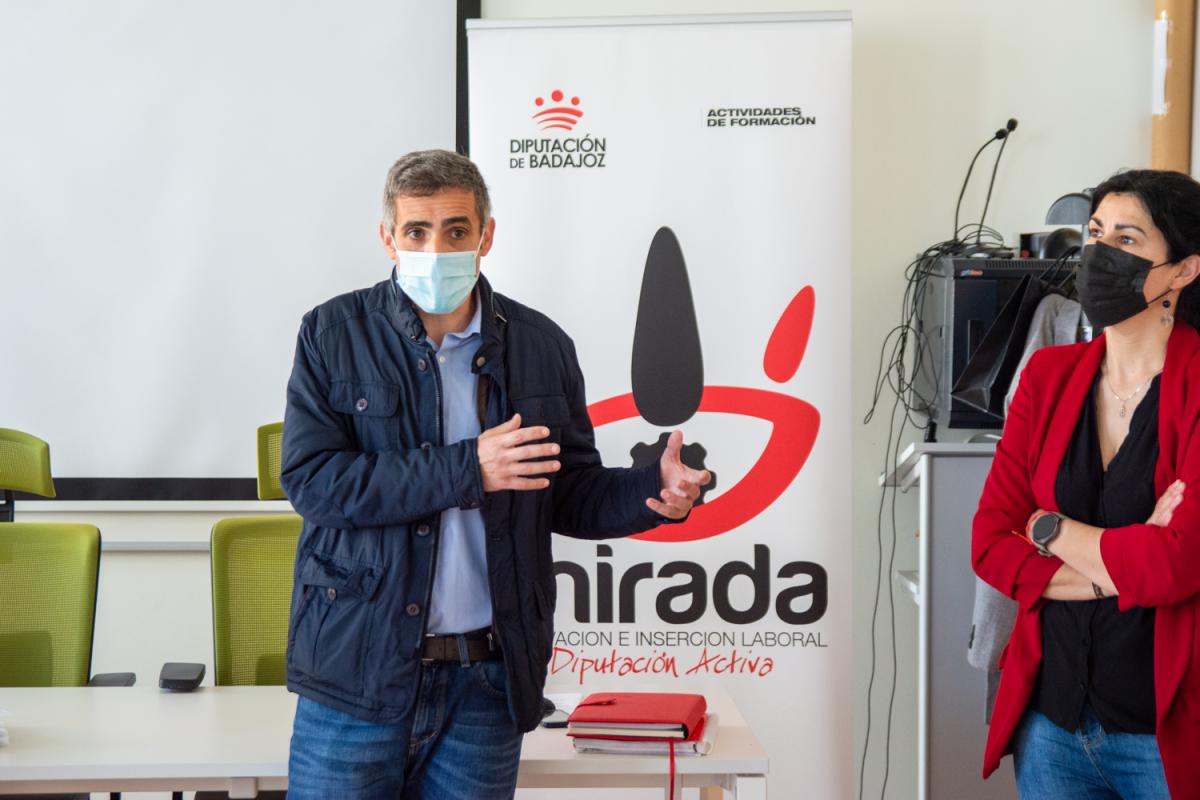Inicia en Guareña una acción formativa de Atención sociosanitaria a personas dependientes en instituciones sociales