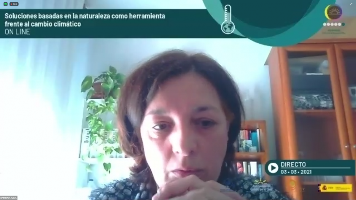 La Diputación de Badajoz participa en el taller online 'Soluciones Basadas en la Naturaleza como herramienta frente al cambio climático'