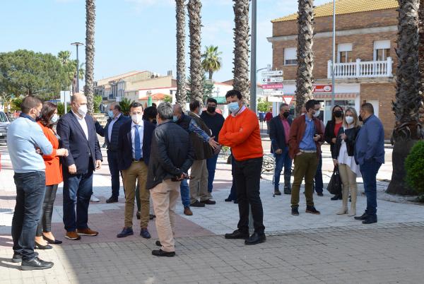 La Diputación de Badajoz ya trabaja en el plan de acción contra los mosquitos en Vegas Altas