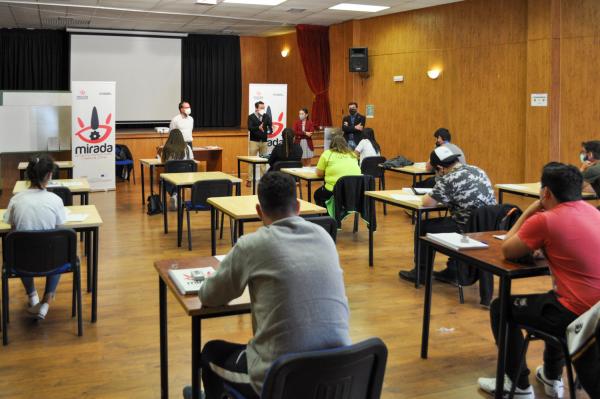 La Diputación de Badajoz inaugura en La Coronada un curso de Actividades Auxiliares de Almacén