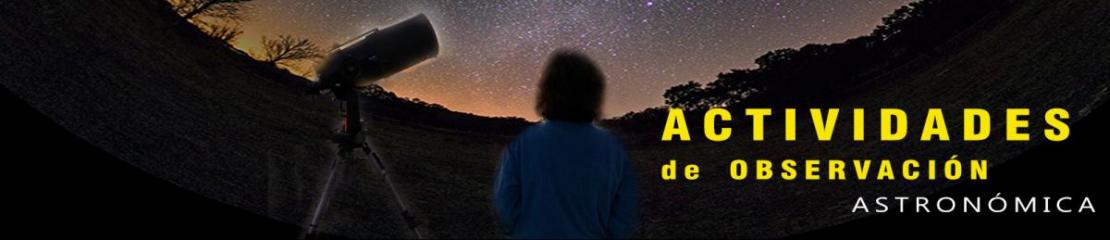 La Diputación de Badajoz organiza actividades de observación astronómica en diferentes comarcas de la provincia