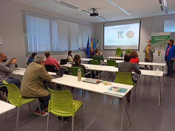 La Diputación de Badajoz organiza una serie de jornadas sobre economía verde y circular en nueve CID de la provincia de Badajoz para emprendedores y empresas con enfoque LOCALCIR