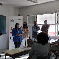 Comienza en Talarrubias la acción formativa de ''Mantenimiento y Mejora del Hábitat Cinegético-Piscícola'' impulsada por la Diputación de Badajoz
