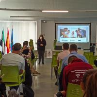 La Diputación de Badajoz organiza en Calamonte una jornada de motivación hacia el autoempleo